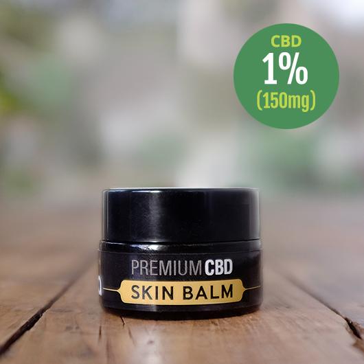 CBD skin balm 1%