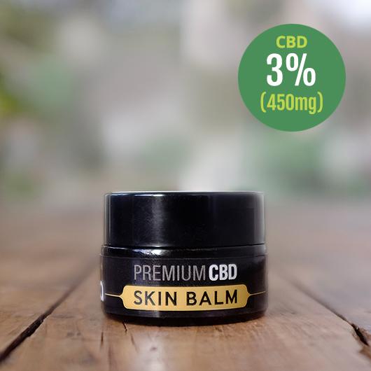 CBD skin Balm 3%