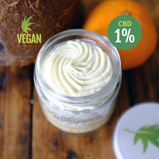 vegan skin cream CBD