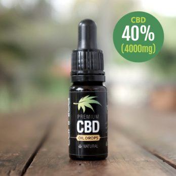 40% CBD oil uk