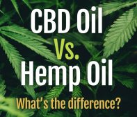 CBD oil verses Hemp oil what's the difference?